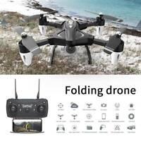 Drone x pro 2.4G Selfi WIFI FPV  HD Foldable RC Quadcopter Toy