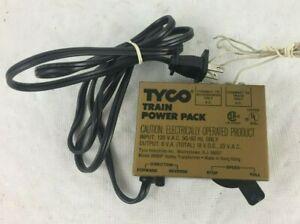 Vintage Tyco Model Train Power Pack 899BP AC / DC Railroad Transformer