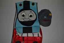 THOMAS THE TRAIN AND FRIENDS PULLOVER COSTUME KIDS SIZE 3T 4T WITH BLACK HAT