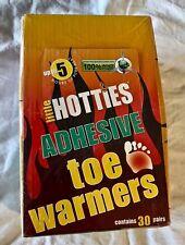 Little Hotties Adhesive Toe Warmers 30 Pairs                  BD0497