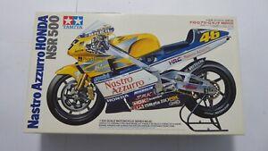 Tamiya Honda NSR500 Nastro Azzurro 46 Valentino Rossi 14082 1/12 model kit