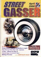 STREET GASSER APRIL 2000-NSRA HOT ROD V8 MAG-NATIONAL STREET ROD ASSOCIATION