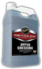 Meguiars D170 Hyper Dressing for Tires Rubber Plastic 128 oz. (1 gallon) D-17001