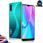 Cheap Android 9.0 Smartphone Unlocked 6.3 Inch Mobile Phone Dual Sim Quad Core