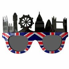 7499f392fc3 Union Jack Sunglasses in Costume Glasses