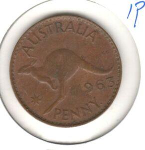 1963  1D Australia