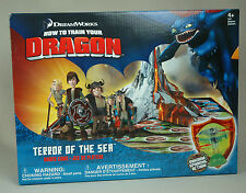 HOW TO TRAIN YOUR DRAGON Terror of the Sea Board Game - NEW