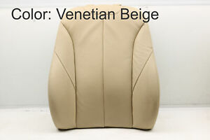 BMW 435I XDRIVE GRAN COUPE - Front LEFT Upper SEAT Backrest Cushion (Leather)