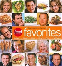 Food Network Favorites : Recipes from Our All-Star Chefs by Food Network Staff …