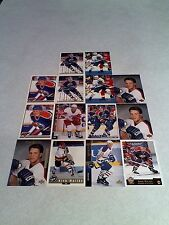 *****Kirk Maltby*****  Lot of 65 cards.....15 DIFFERENT / Hockey