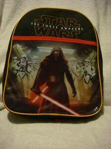 Star Wars The Force Awakens  Back Pack