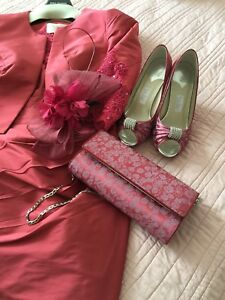 Designer John Charles Wedding Guest / Mother Of Bride Outfit