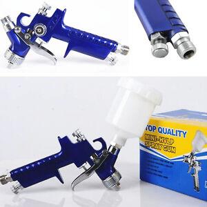 Professional HVLP 0.8mm Air Spray Paint Gun Set Gravity Car Auto Painting Kit
