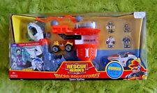 FISHER PRICE RESCUE HEROES MICRO ADVENTURES SPACE STATION NEW