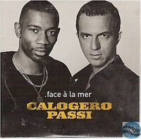 Calogero Face A La Mer CD SINGLE