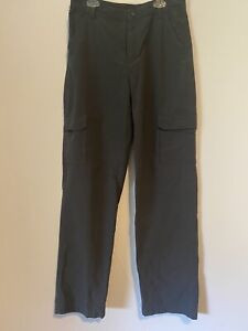 The North Face Cargo Hiking Outdoor Camping Pants Casual Boy XL 18/20 Gray