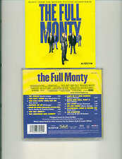 VARIOUS ARTISTS - THE FULL MONTY MUSIC FROM - 1997 UK CD ALBUM