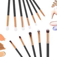 12Pcs Pro Make up Pinsel Set Augenbraun Lidschatten Lippen Pinsel Eyeliner Brush