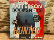 NEW!! BookShots Ser.: Hunted by James Patterson (2016, Compact Disc, Unabridged)