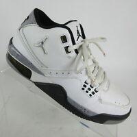 Nike Air Jordan Flight 23 GS Boys Basketball Shoes White Gray Size 5.5 Y Youth