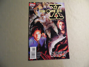 X-Files #7 (Topps 1995) Free Domestic Shipping