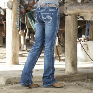 Cowgirl Tuff Edgy Jeans