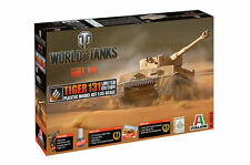 ITALERI WORLD OF TANKS 1:35 KIT CARRO ARMATO TIGER 131 EDIZIONE LIMITATA  36512