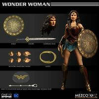 Mezco Wonder Woman Gal Gadot DC Comics One 12 Collective