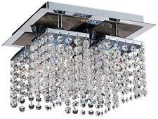 Plafonniers et lustres en cristal pour la chambre