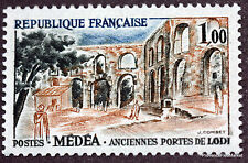 TIMBRE  FRANCE MEDEA ALGERIE  N° 1318 NEUF LUXE **