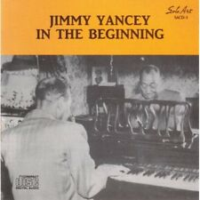 Jimmy Yancey - In the Beginning [New CD]