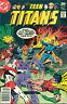 Teen Titans #52 Robin Kid Flash Speedy Wonder Girl Harlequin Bumblebee VF 1977
