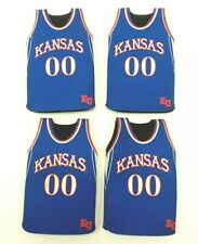 Kansas Jayhawks Koozie / Coozie / Koolie, Advertising Koozie, Sports Koozie