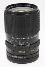 Cosina 3,5-4,5/35-135mm MC Macro Super Cosina Objektiv mit Canon FD Anschluss
