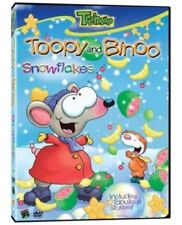 Toopy & Binoo Snowflakes DVD IN PERFECT CONDITION!!