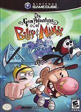 Grim Adventures of Billy & Mandy, (GameCube)
