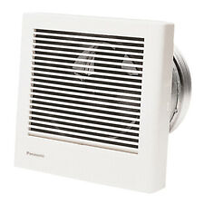 Panasonic FV-08WQ1 WhisperWall 70 CFM Wall Mounted Ventilation Fan