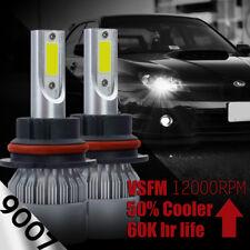 XENTEC LED HID Headlight Conversion kit 9007 HB5 6000K 1999-2002 Daewoo Lanos