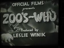 16mm Zoos-Who Official Films Sound