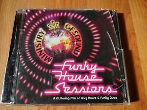 Funky House Sessions 2 disc CD , Various Artists