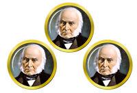President John Quincy Adams Marqueurs de Balles de Golf