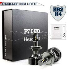 90W 9600LM H4  Lampade A LED Fari Lampadine Light Bianca Headlight Bulbs