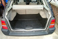 Boot liner load mat Volkswagen VW Golf Estate MK 3 4 1991-2003 natural rubber