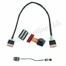 "8""(20cm) Lens Extension Cable and Lens A Module for 808 #16 HD Car Key Camera"