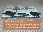 WIND TURBINE GOE222 Airfoils ( 3 X 1Mtr Blade Kit )