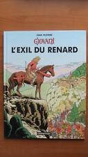 GIOVANI T. 1 : L'EXIL DU RENARD - E.O. - JEAN PLEYERS - CASTERMAN -1996-