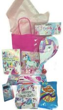 Luxury Unicorn Pre Filled, Girls Ready Made Party Bags, Birthday Loot Favours