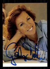 Gaby Dohm Rüdel Autogrammkarte Original Signiert # BC 84045