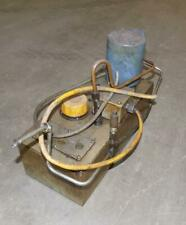 LUBE CORP. AUTOMATIC LUBRICATION SYSTEM PUMP SAB-50 MODEL-IT