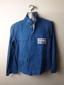 "Welding jacket flame retardant FR size L-41"" chest#844"